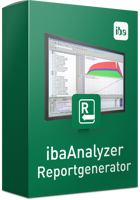 Picture of ibaAnalyzer-Reportgenerator